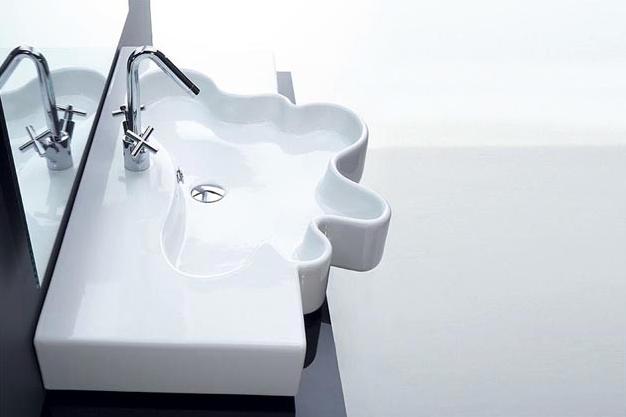 Muebles De Baño Castel:Splash 100 – Indesign StudioIndesign Studio